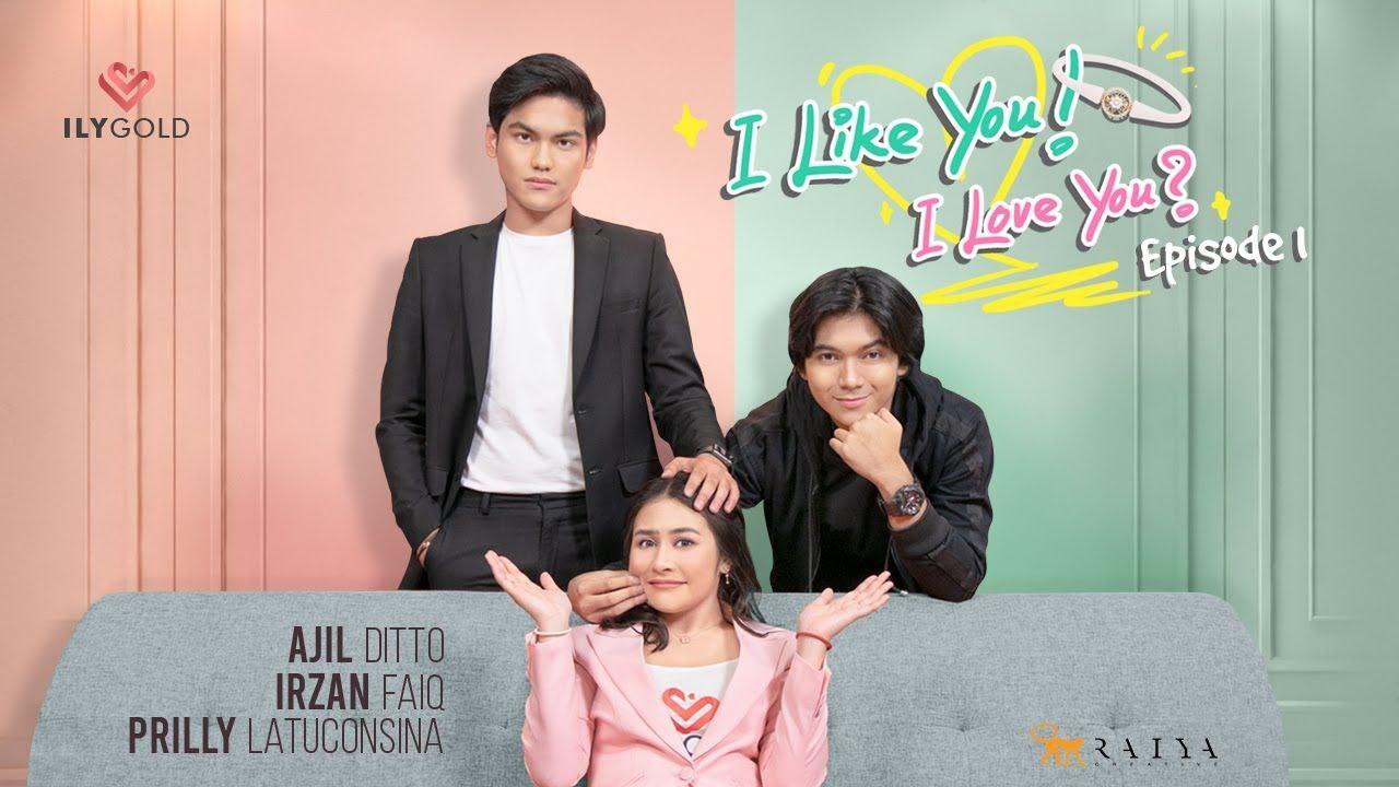 I like you, I love You? (2021) WEBDL