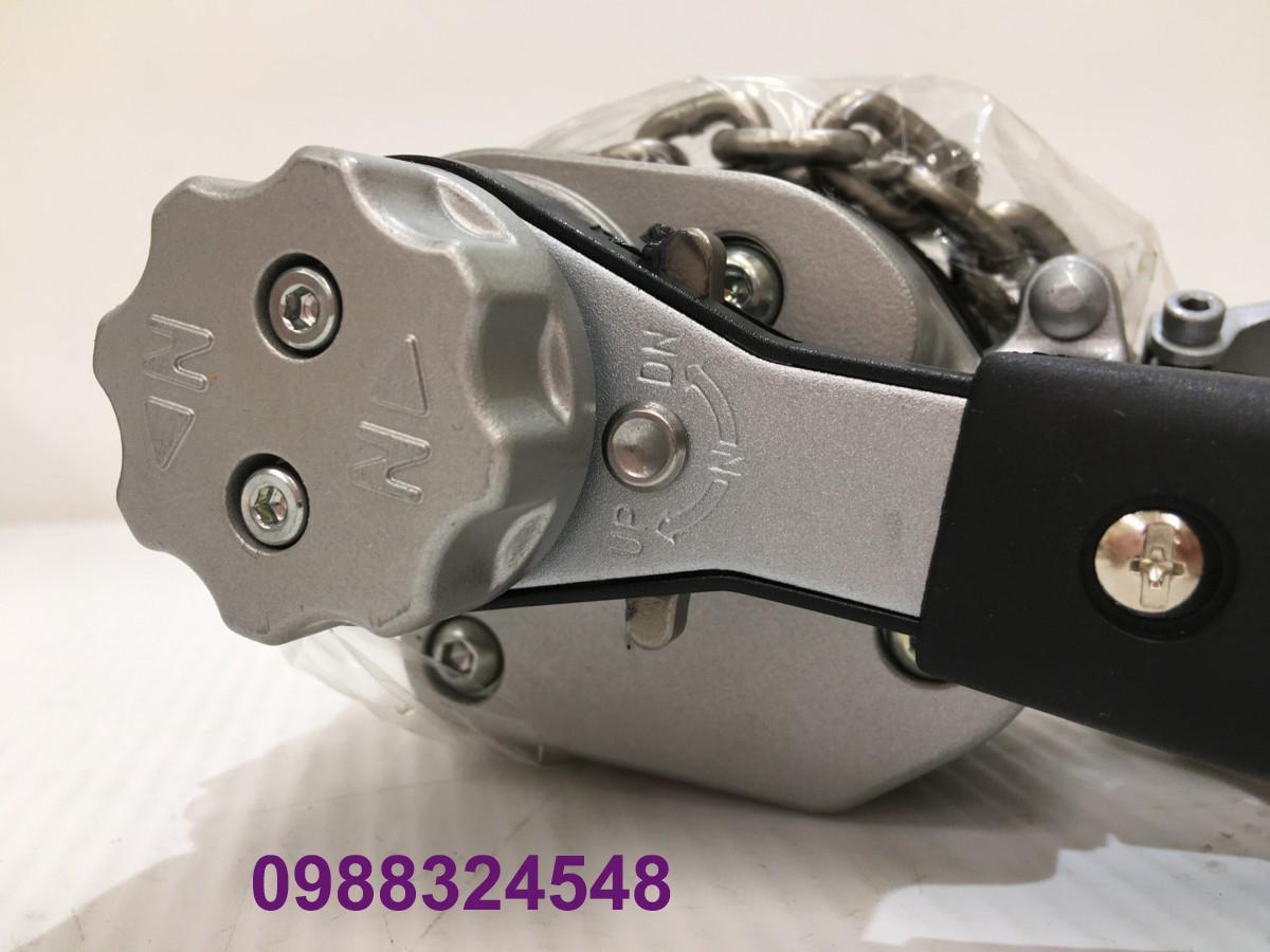 Pa lăng lắc tay Kito LX005 500kg