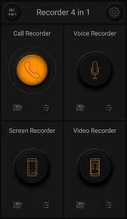 Recorder 4 In 1 Pro Apk Download