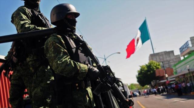 Ejército mexicano, desgastado tras 10 años de guerra contra narco