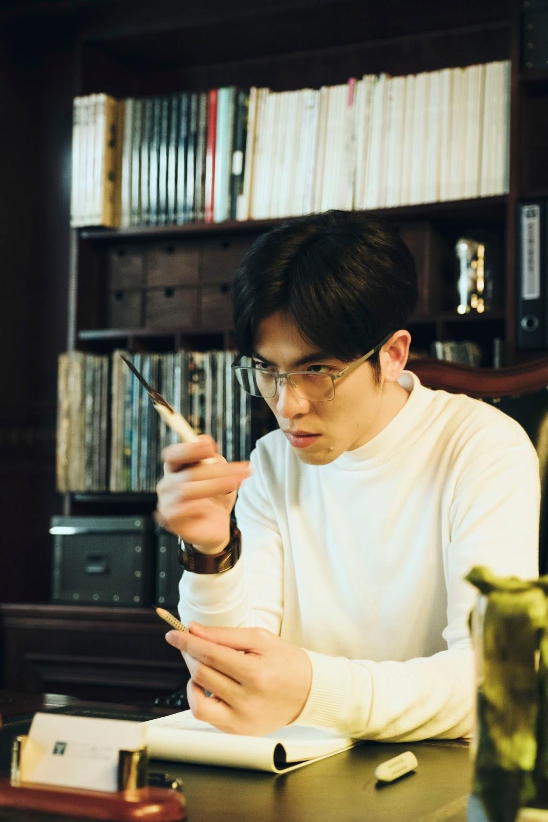蕭敬騰首度跨足電視劇 《魂囚西門》挑戰驚悚 - WoWoNews