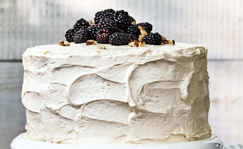 Blackberry Jam Cake Recipe