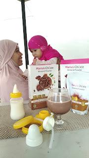 Mama's Choice Almond Milk Powder