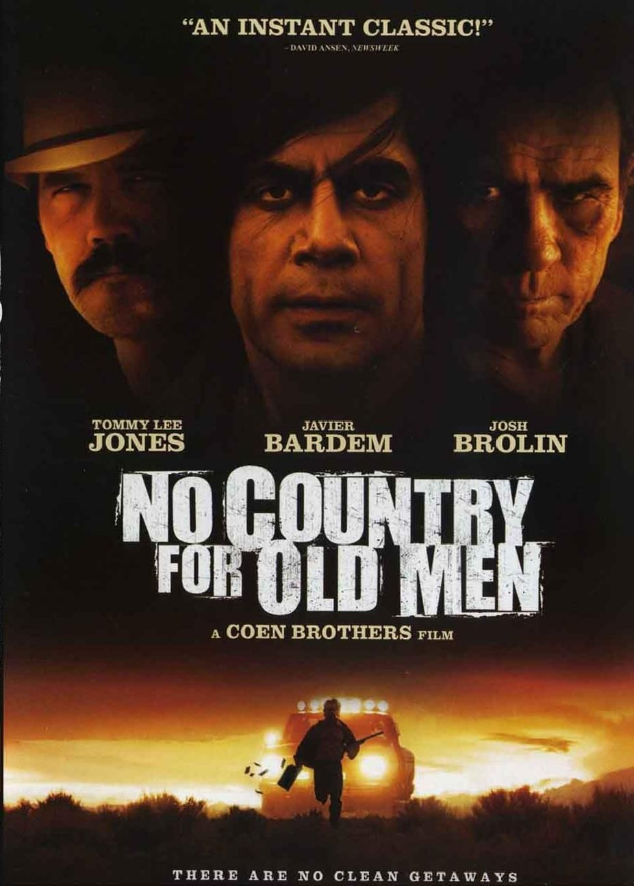 No Country for Old Men (2007) Dual Audio Hindi 400MB BluRay 480p