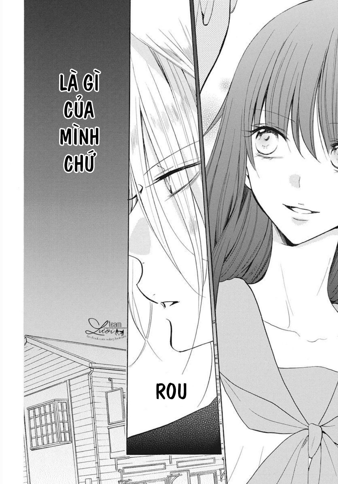 Noraneko to Ookami chap 3 - Trang 30
