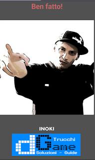 Soluzioni Indovina il Rapper livello 30