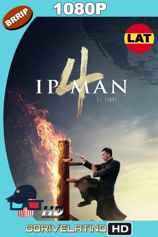 Ip Man 4: El Final (2019) BRRip 1080p Latino-Chino MKV