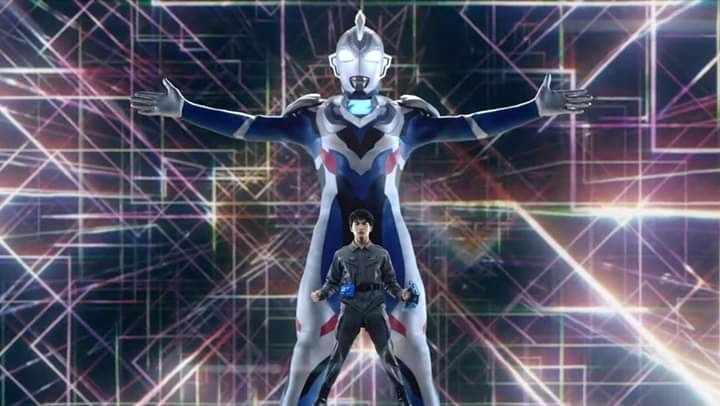 Download ultraman z episode 1 sub indo