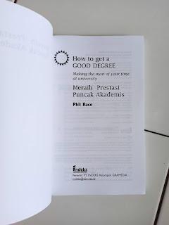 How To Get A Good Degree: Meraih Prestasi Puncak Akademis
