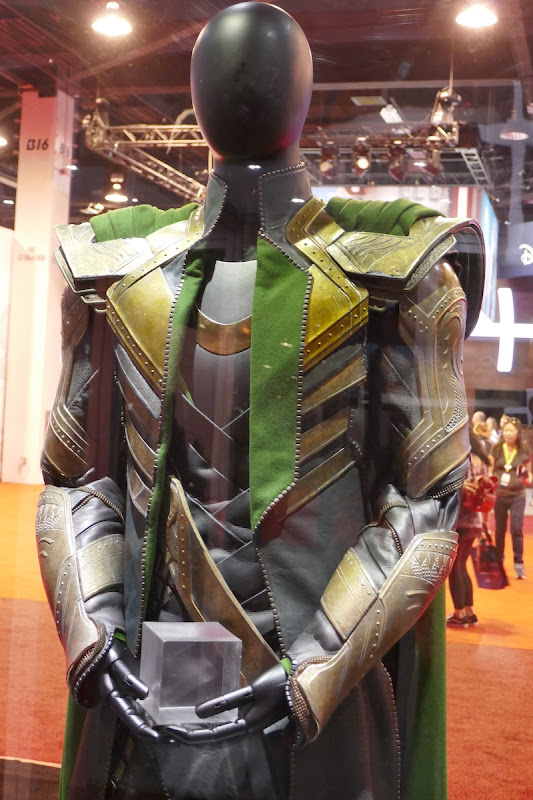 Loki film costume Avengers Endgame