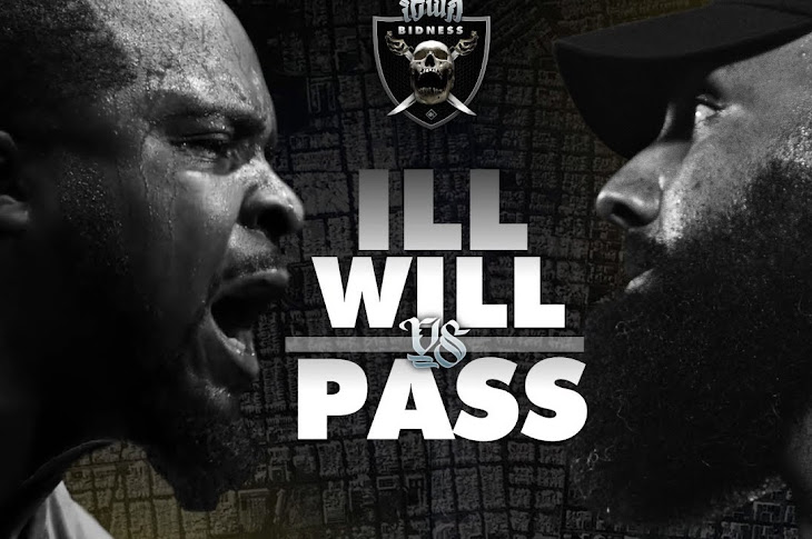 KOTD Presents: Ill Will vs Pass