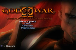God of War 2 Mod Unlock Everything PS2 ISO