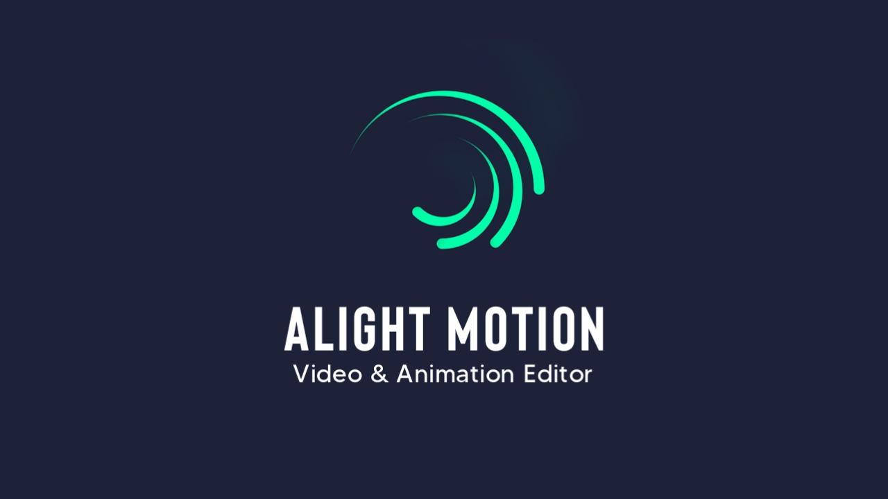 Alight Motion Video Editor App