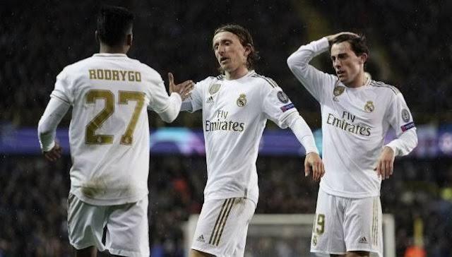 عودة راموس لقيادة دفاع ريال مدريد في قائمة زيدان لمواجهة بروسيا في  دوري الأبطال