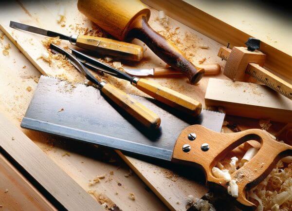 Útil manual para iniciarse en la carpintería