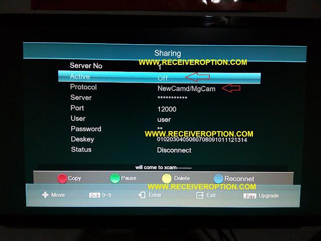 STARTRECK MAGIC 9990 SR HD RECEIVER CLINE OPTION