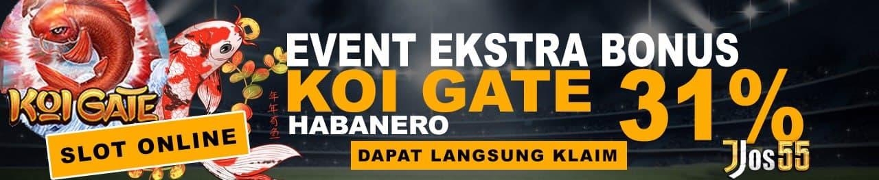 EVENT KOI GATE