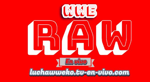 Ver wwe raw en vivo - lucha libre Online en español
