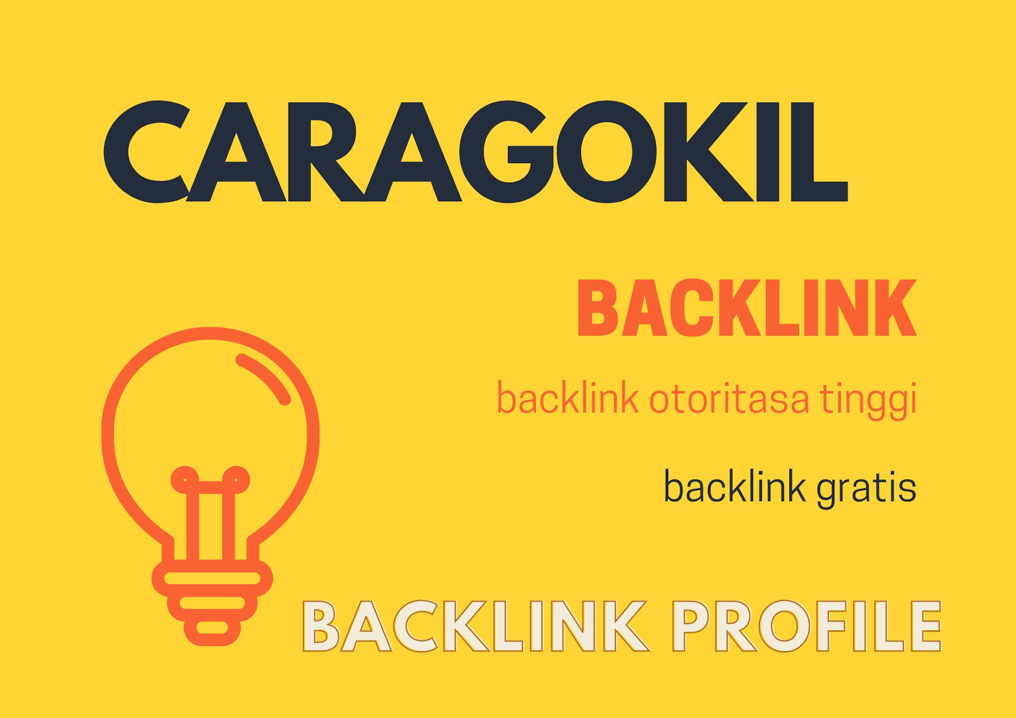 BACKLINK CARAGOKIL