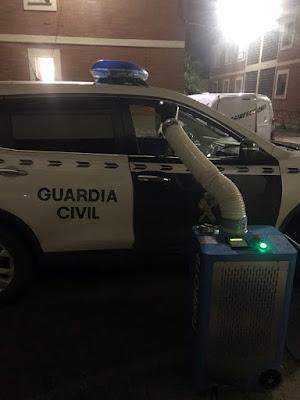 desinfecciones ozono Castellón