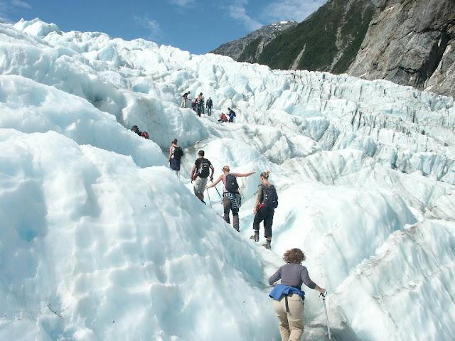 Franz Josef Glacier NewZealand