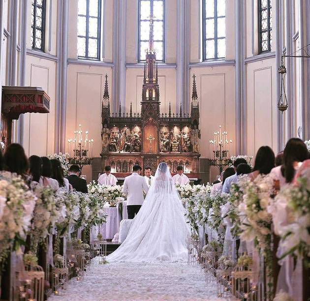 Church Wedding Decorations Ideas | Wedding Celebration