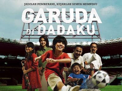 Goresan Pena The Analysis Of Movie Garuda Di Dadaku