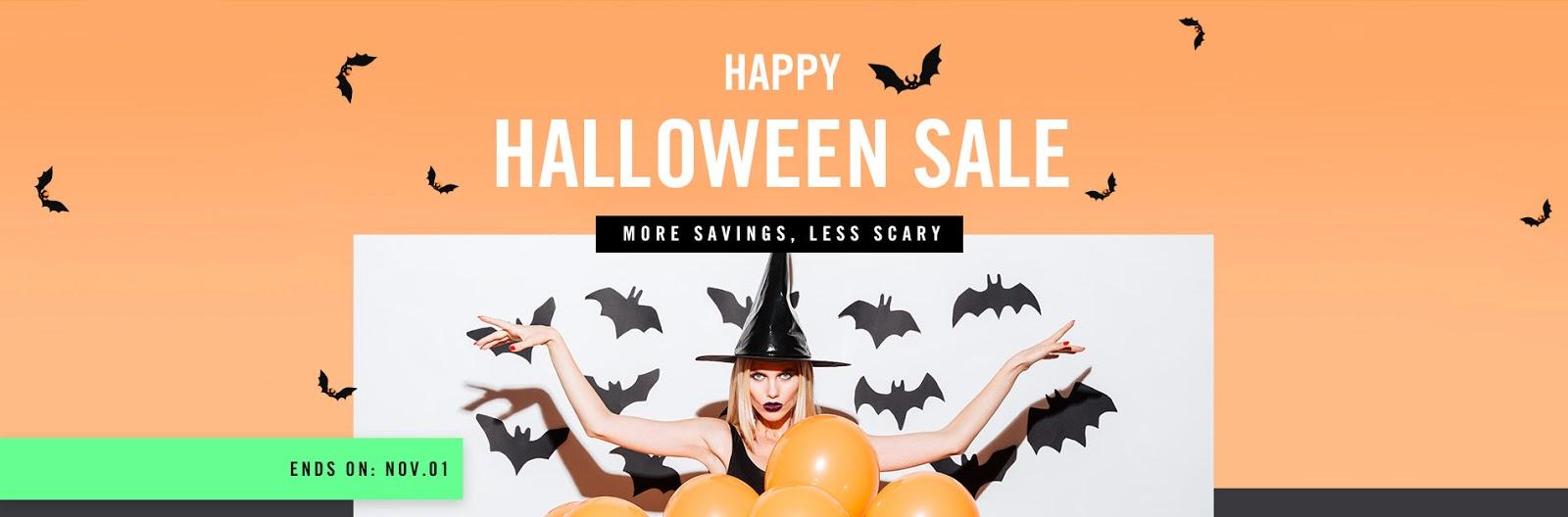 1f12606211b Dresslily has a big Halloween promotion !