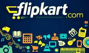 Logo of Flipkart India e-commerce