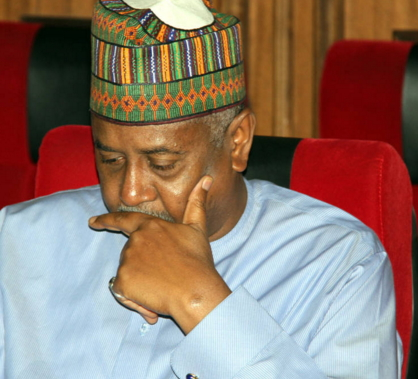 dasuki spent nigeria money family friends