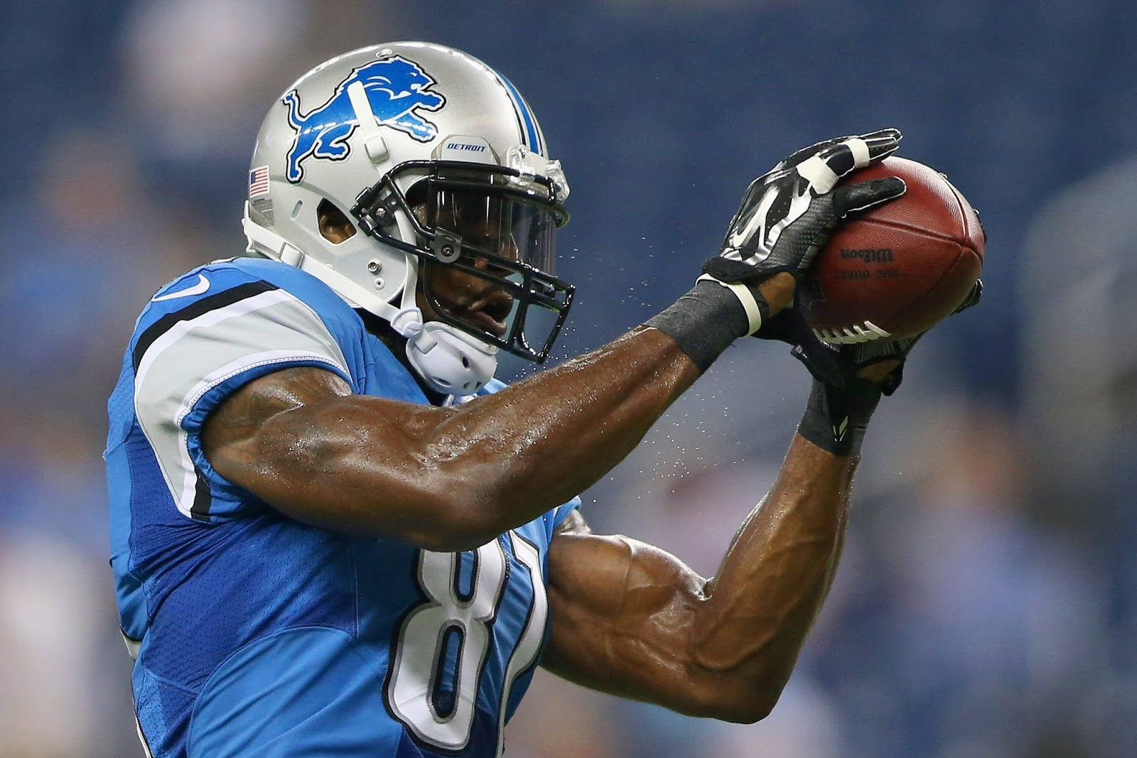 Detroit Lions WR Calvin Johnson Set to Retire
