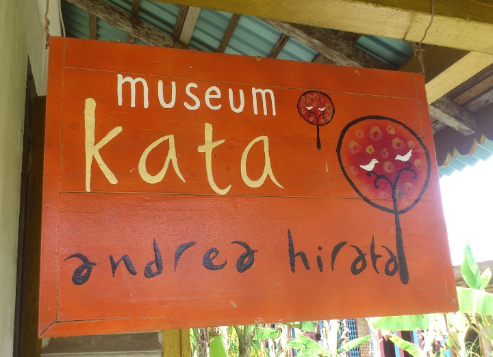 Museum Kata Andrea Hirata - Laskar Pelangi The Movie