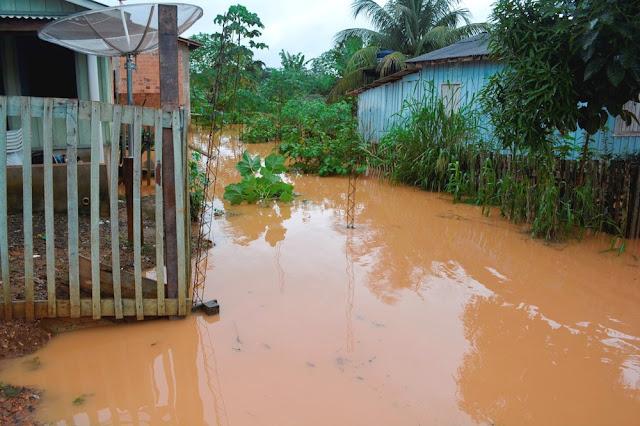 Governo de RO cria grupo no WhatsApp para alertar população sobre risco de desastres naturais
