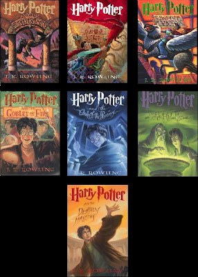 Harry potter book collection download