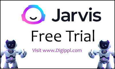 jarvis.ai free trial and conversion ai free account