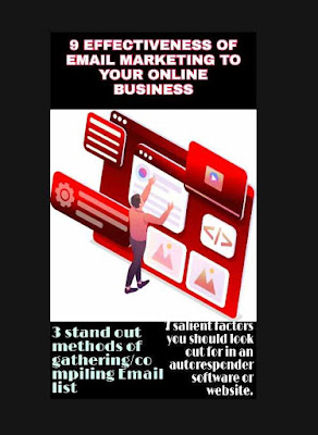 Email marketing and your Online business