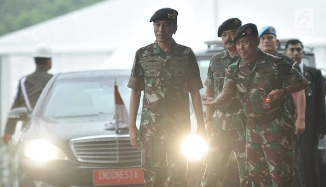 Presiden Jokowi Dilaporkan Lagi ke Bareskrim, TNI Diminta Turun Tangan