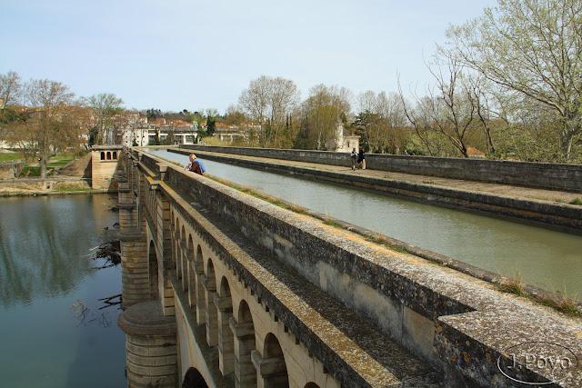 El Puente canal  Beziers