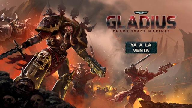 Gladius Marines Espaciales del Caos