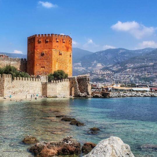 أفضل 10 أماكن في تركيا للسياحة