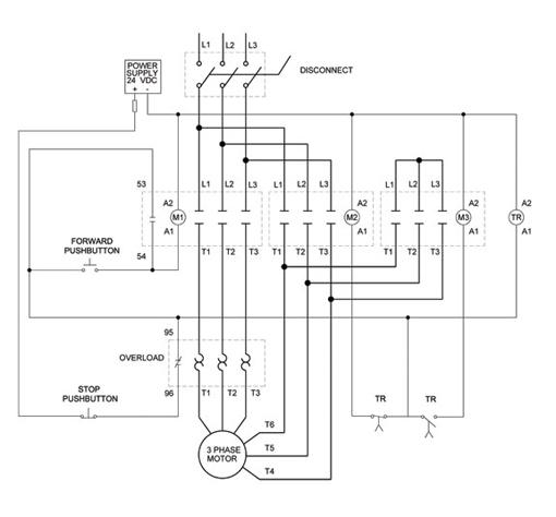 Inverter Duty Motor Starter Wiring Diagram Wiring Diagram