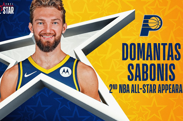 Domantas Sabonis Will Replace Kevin Durant In All-Star Game