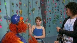 Murray and Ovejita, Murray Has a Little Lamb, Rock climbing school, Sesame Street Episode 4414 The Wild Brunch season 44