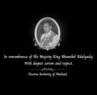 König von Thailand gestorben