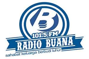 Streaming Radio Buana FM 101.5 Mhz Bontang