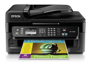 Epson WorkForce WF-2540 Driver Download For Windows 10 And Mac OS X