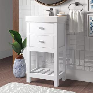 23 inch bathroom cabinet