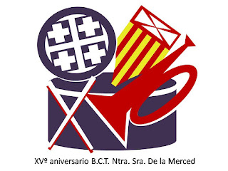 Logo XV Aniversario Ntra. Sra. de la Merced