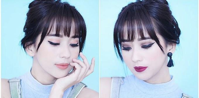 Day to Night Makeup Look X Sasyachi