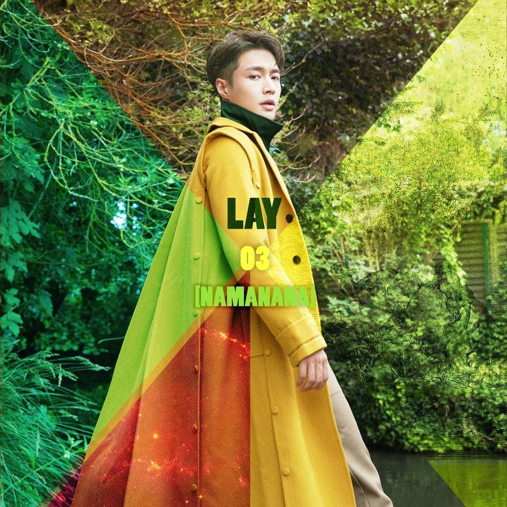 LAY (ZHANG YIXING) – NAMANANA – The 3rd Album (ITUNES PLUS AAC M4A)